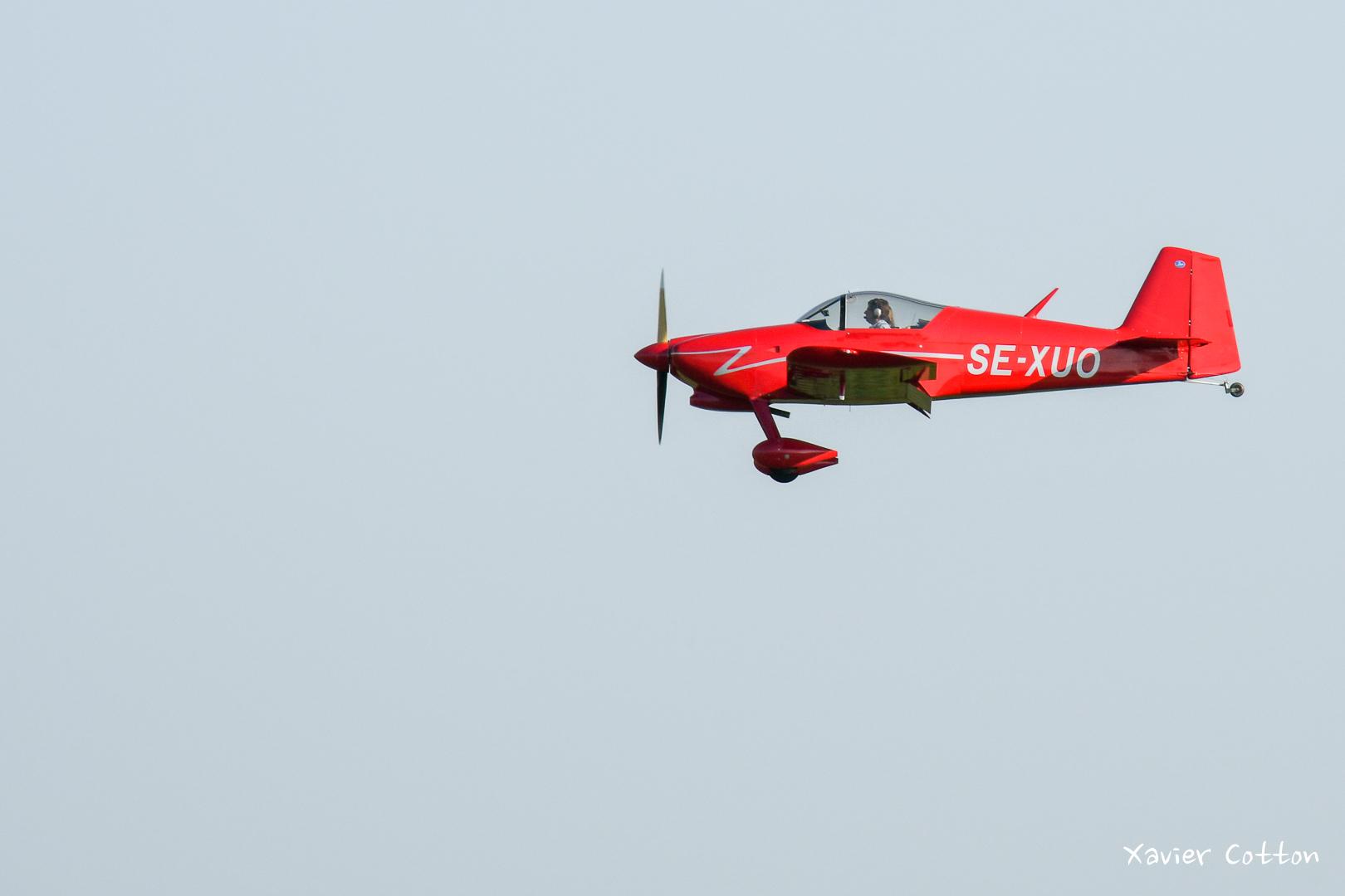 Van's Aircraft RV-6/6A - Passion pour l'aviation